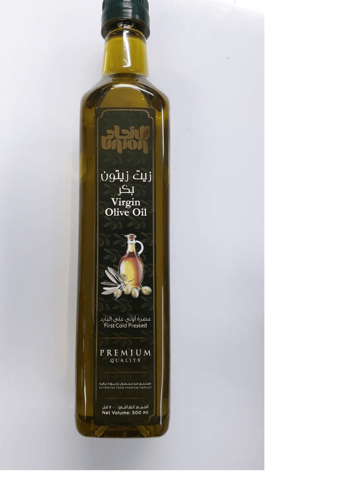 Union Virgin Olive Oil 500 ML - 2kShopping.com - Grocery | Health | Technology
