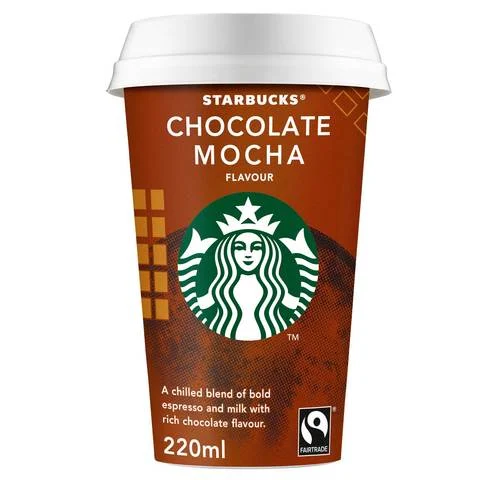 Starbucks Chocolate Mocha Flavour 220ml - 2kShopping.com