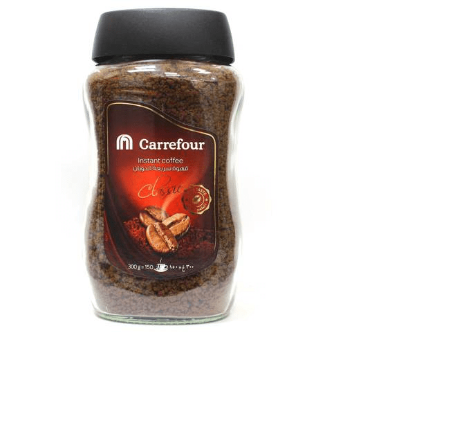 Carrefour Classic Instant Coffee 300g - 2kShopping.com - Grocery | Health | Technology