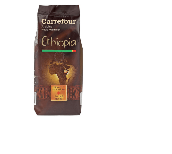 Carrefour Arabica Ethiopia Coffee 250g - 2kShopping.com - Grocery | Health | Technology