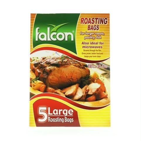 Falcon Roasting Bags Large 5 Pieces - 2kShopping - Grocery | Health | Technology