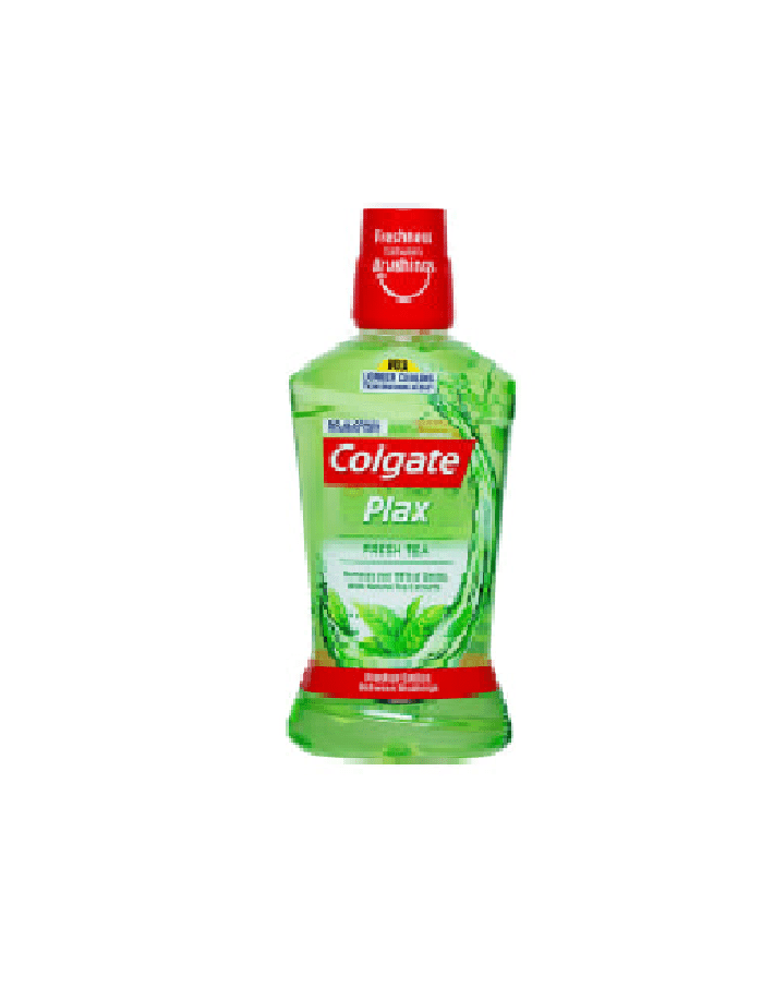 Colgate Plax Fresh Tea Mouthwash 500 ML - 2kShopping.com - Grocery | Health | Technology