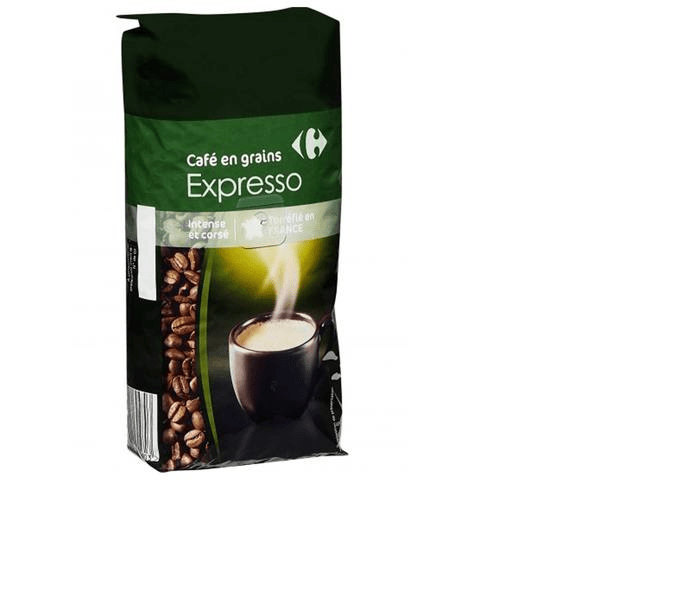 Carrefour Espresso Coffee Beans 250g - 2kShopping.com - Grocery | Health | Technology