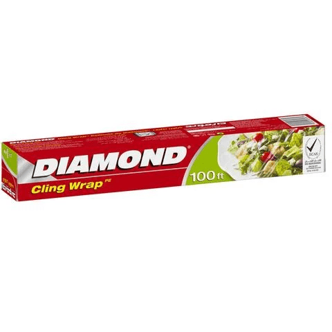 Diamond Superior Food Grade Cling Wrap 30M - 2kShopping.com - Grocery | Health | Technology