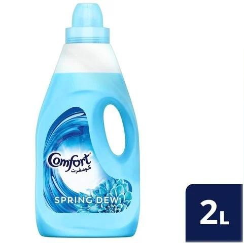 Comfort Fabric Softener Spring Dew liquid 2l... - 2kShopping.com - Grocery | Health | Technology