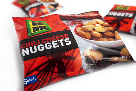 Salud Chili Cheese Nuggets 250g - 2kShopping - Grocery | Health | Technology