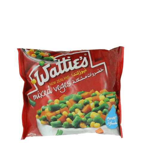 Wattie's Frozen Mixed Vegetable 900g - 2kShopping - Grocery | Health | Technology