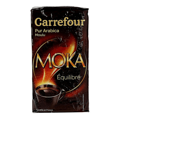 Carrefour Ground Decaffeinated Le Grand Classique Coffee 250g - 2kShopping.com - Grocery | Health | Technology