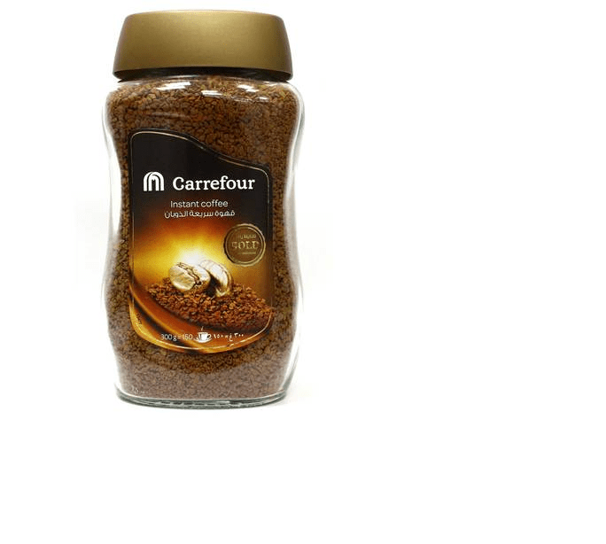 Carrefour Gold Instant Coffee 300g - 2kShopping.com - Grocery | Health | Technology
