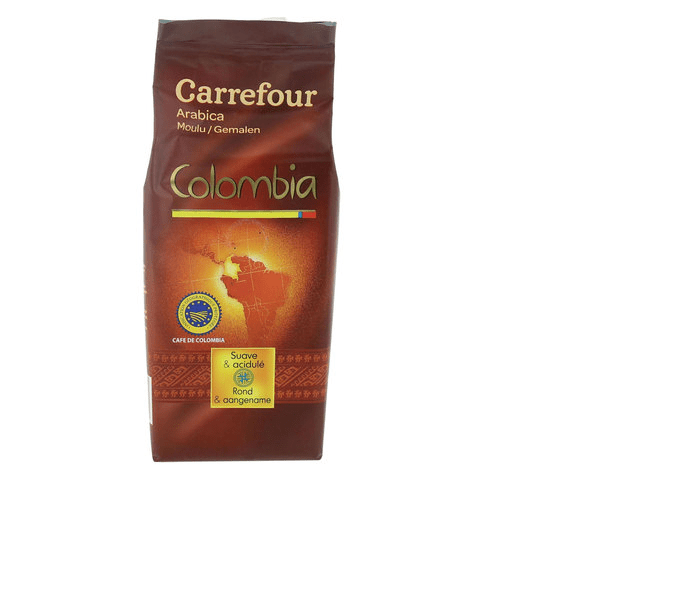 Carrefour Arabica Colombia Coffee 250g - 2kShopping.com - Grocery | Health | Technology