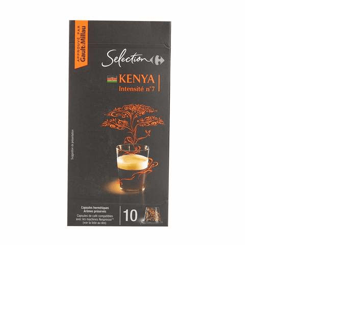 Carrefour Selection Espresso Pods Kenya 52g - 2kShopping.com - Grocery | Health | Technology