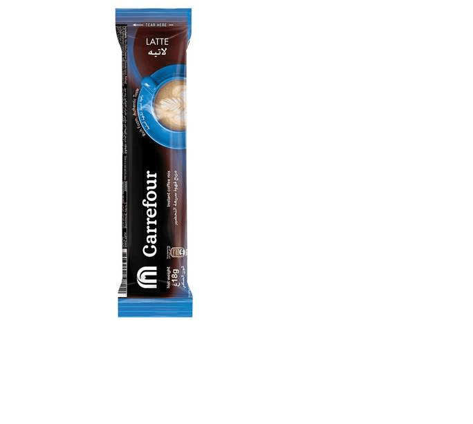 Carrefour Instant Coffee Mix Latte Stick 18g - 2kShopping.com - Grocery | Health | Technology