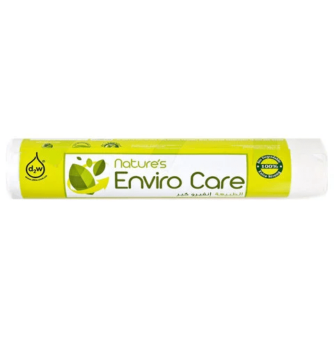 Enviro Care Garbage Bags White Rolls 46 x 52cm - 2kShopping.com - Grocery | Health | Technology