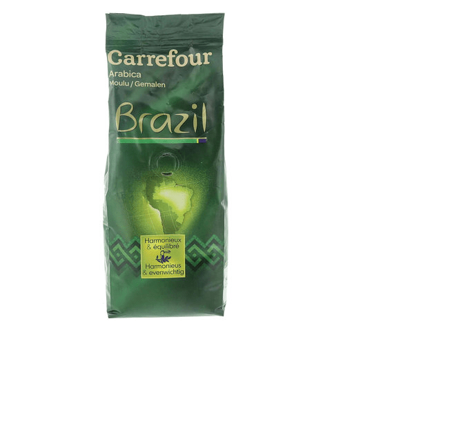 Carrefour Brazilian Ground Coffee 250g - 2kShopping.com - Grocery | Health | Technology