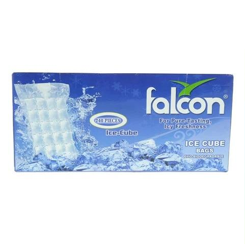 Falcon Ice Cube Bags 240 Pieces - 2kShopping.com - Grocery | Health | Technology