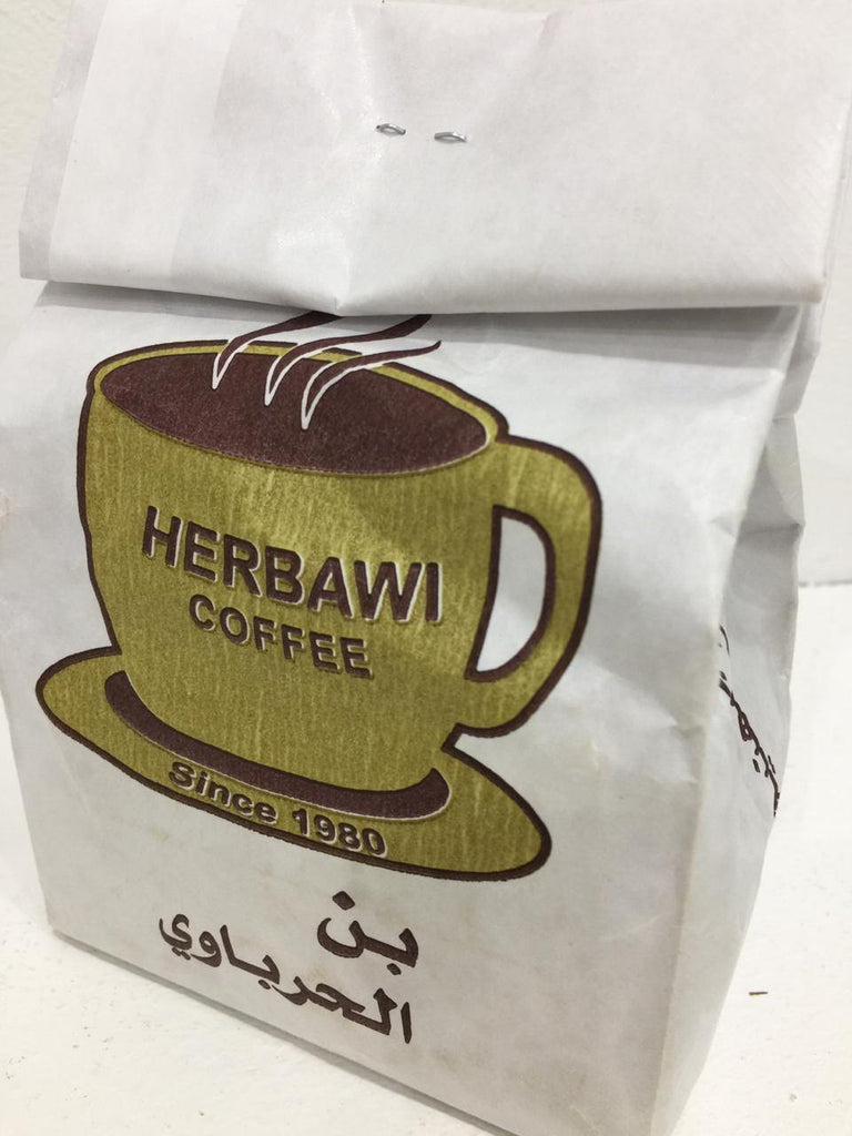 Herbawi Coffee ( 250g ) | بن الحرباوي - 2kShopping.com - Grocery | Health | Technology