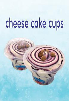 Eisberg Ice Cream cheese cake cups 85g - 2kShopping.com