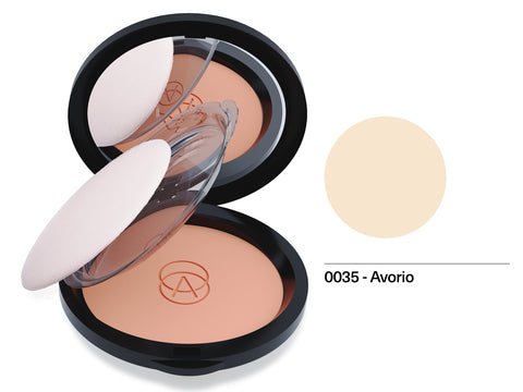 Astra - Natural Skin Powder 3g 35 - Avorio - 2kShopping.com