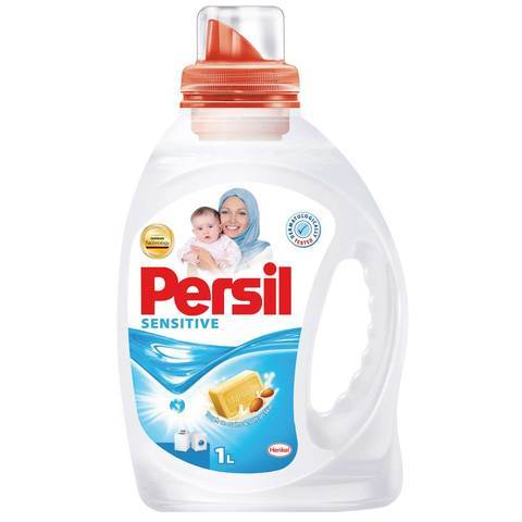 Persil Sensitive Liquid Detergent 1 L - 2kShopping.com - Grocery | Health | Technology