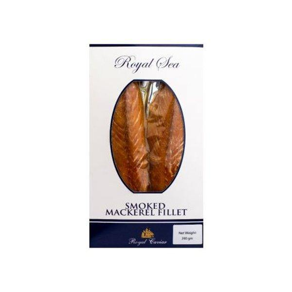 Royal Caviar Mackerel Fillet Smoked Plain 280g - 2kShopping.com - Grocery | Health | Technology