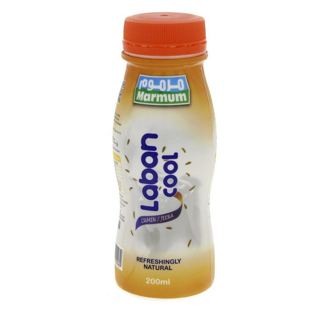 Marmum Laban Cool 200 Ml - Bottle - 2kShopping.com - Grocery | Health | Technology