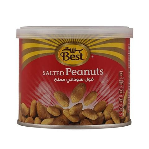 Best Salted Peanuts Can 110g - 2kShopping.com - Grocery | Health | Technology