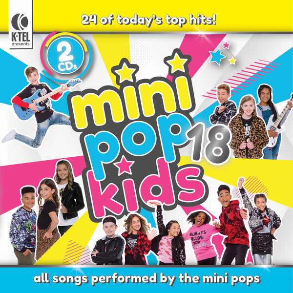 Mini Pop Kids 18