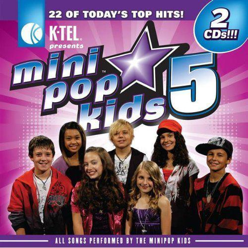 Mini Pop Kids 5