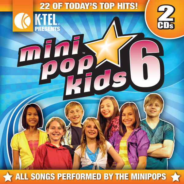 Mini Pop Kids 6
