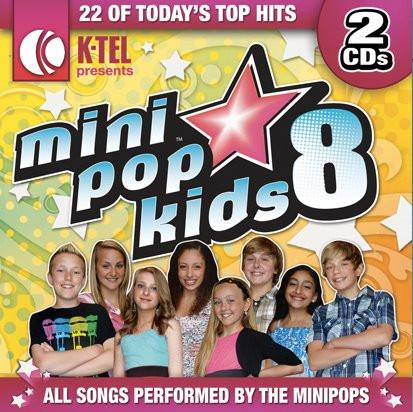 Mini Pop Kids 8