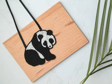 Load image into Gallery viewer, Panda Necklace