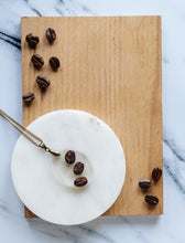 Load image into Gallery viewer, Triple Coffee Bean Necklace