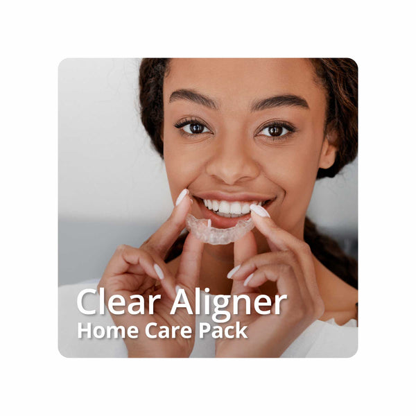 Clear Aligner Home Care Pack