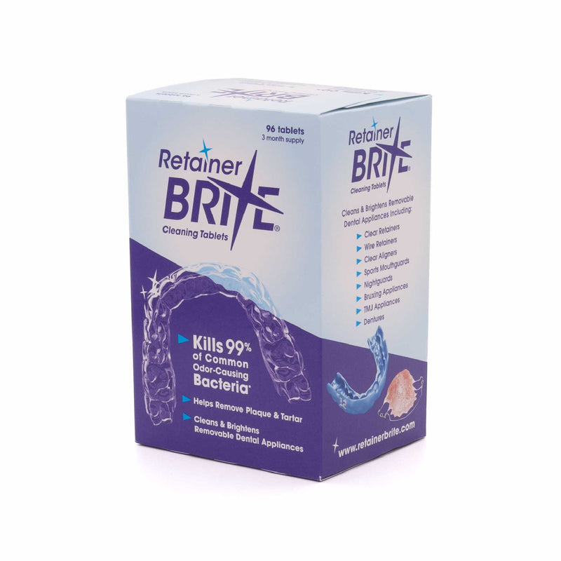 Retainer Brite (3 Month Supply)