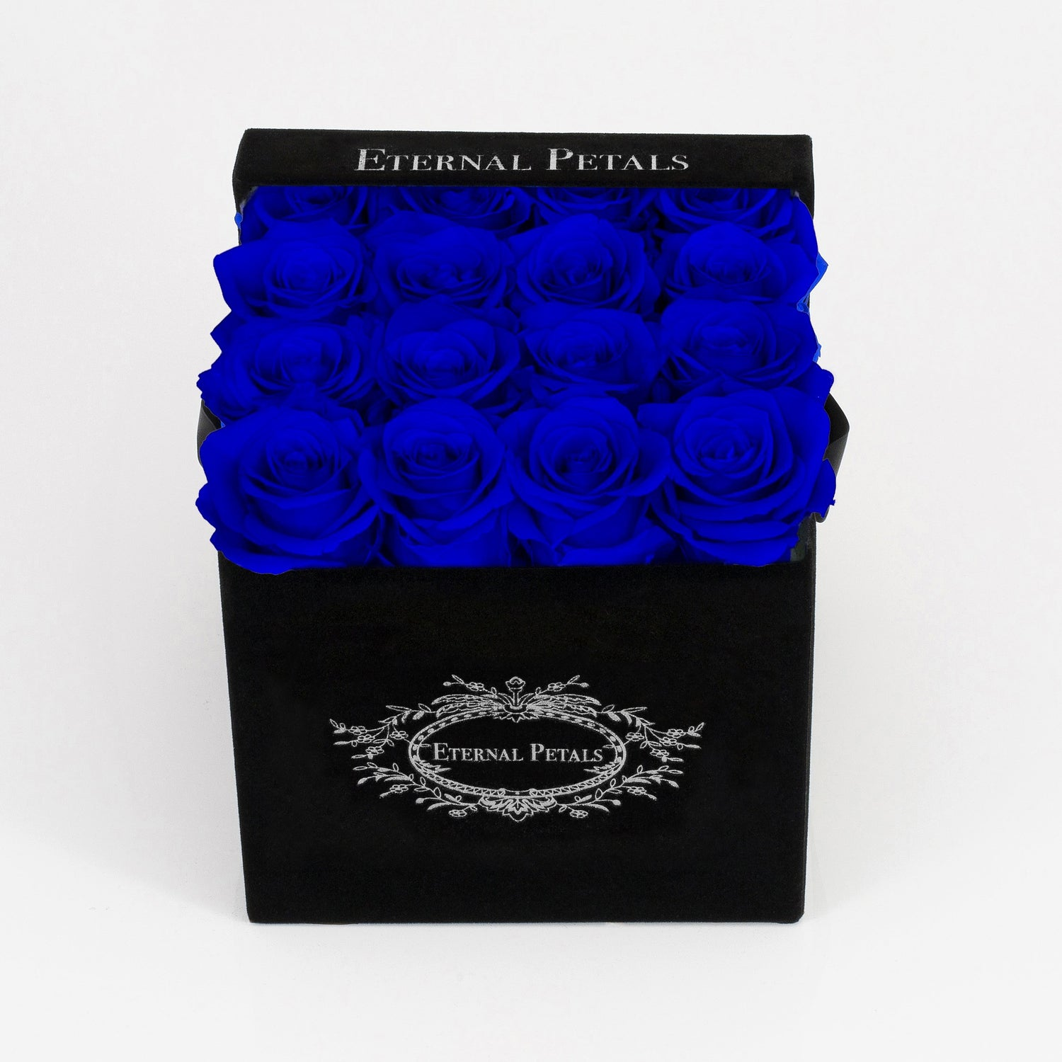 MIDNIGHT | BLACK FLOWER BOX