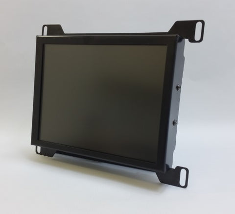 Image of Mazak TR-1259C operator terminal display monitor