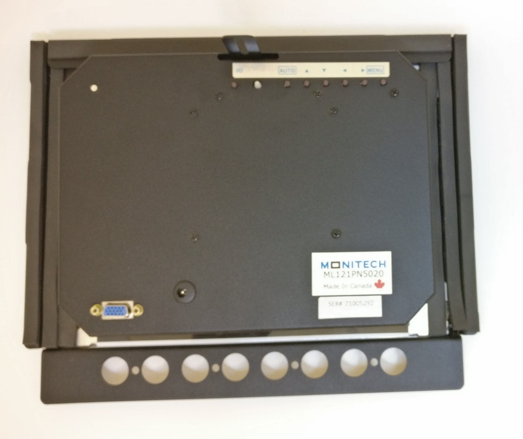 LCD Upgrade Kit for 12 inch OSP 5020/5020L CRT