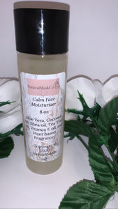 Calm Face Moisturizer