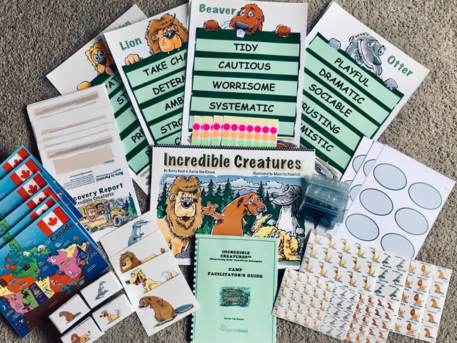 Camp adventure kit | Incredible Creatures