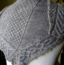 Load image into Gallery viewer, Beauty and the Beast Shawl