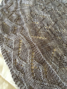 Rooted Shawl
