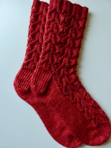 Phoenix Rising Socks