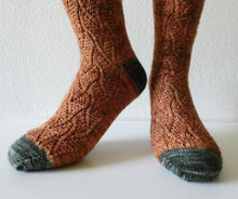 Load image into Gallery viewer, Cucurbita Socks