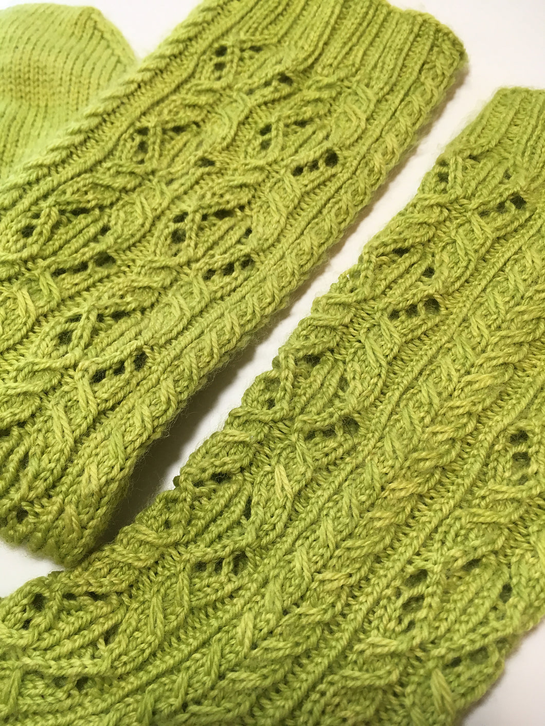 Woodland Sage Socks