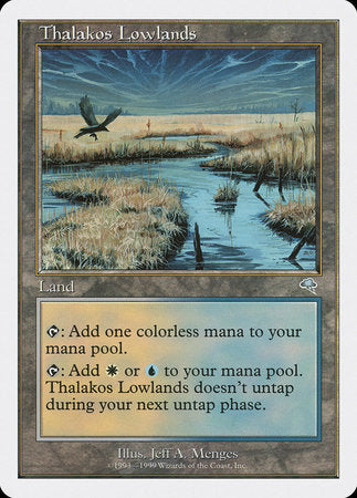 Thalakos Lowlands [Battle Royale Box Set] | Tabletop Cards
