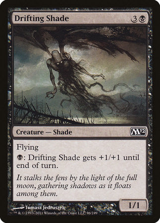 Drifting Shade [Magic 2012] | Tabletop Cards