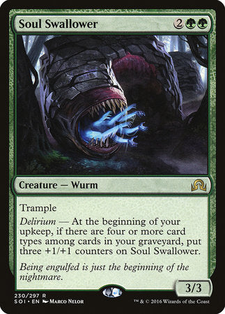 Soul Swallower [Shadows over Innistrad] | Tabletop Cards