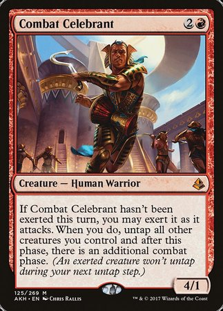 Combat Celebrant [Amonkhet] | Tabletop Cards