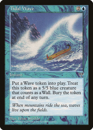 Tidal Wave [Mirage] | Tabletop Cards