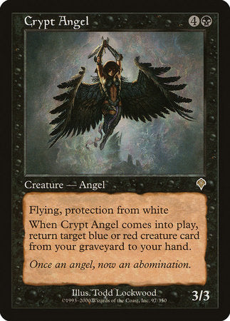 Crypt Angel [Invasion] | Tabletop Cards